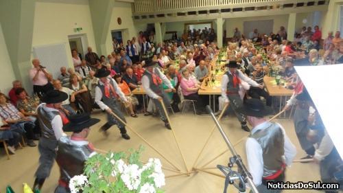 Sankt Petrus realiza primeiras apresentações