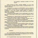 Transferida a 10ª Festa Colonial em razão do Corona Vírus